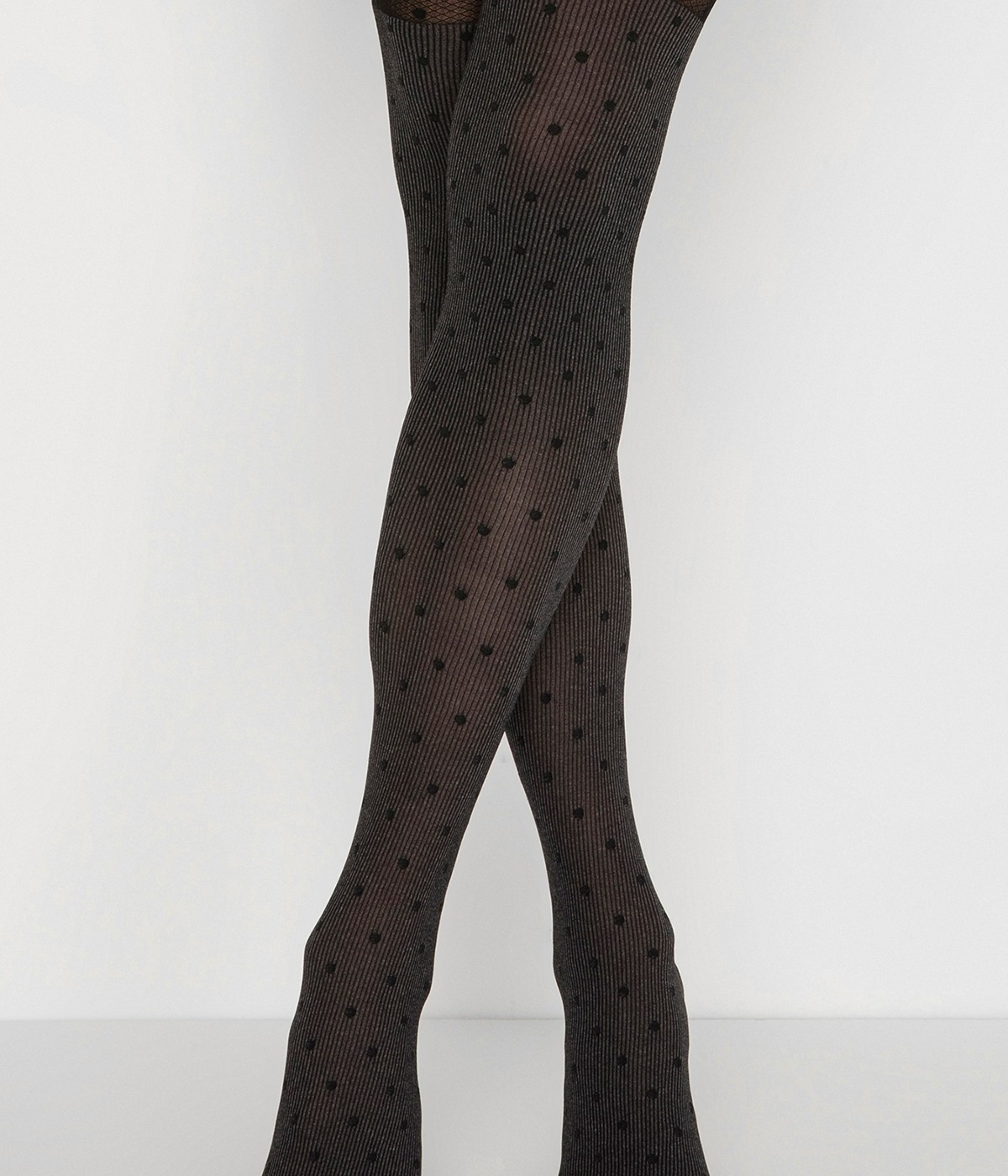 Crowded Dot Tights