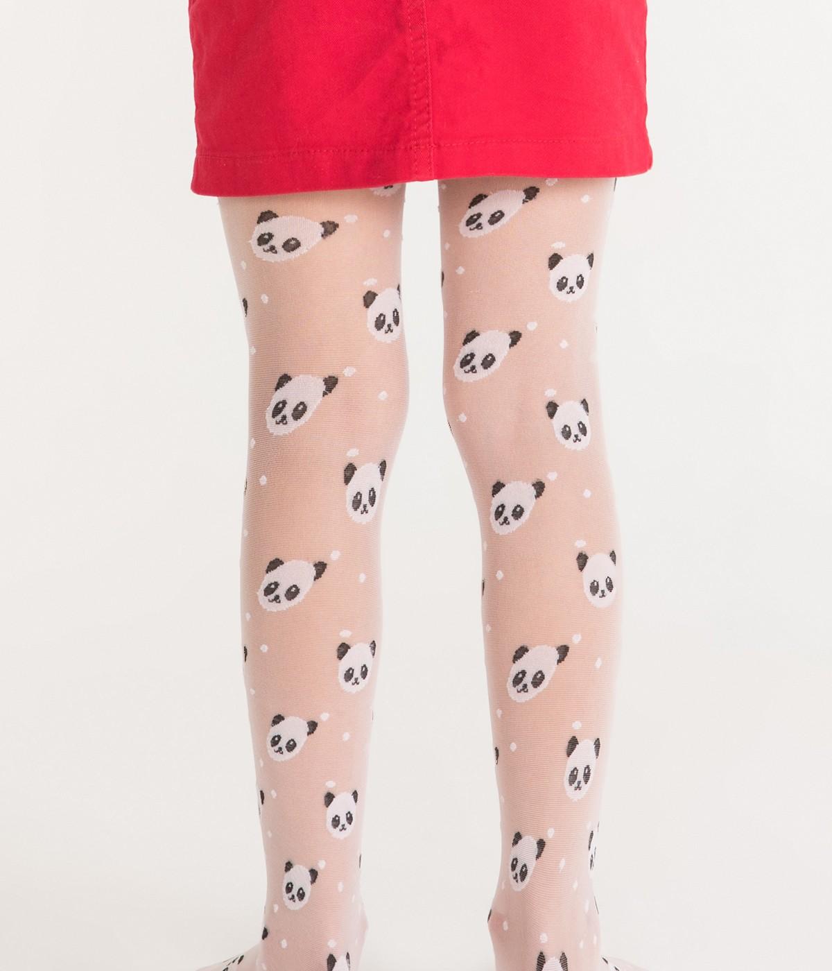 Pretty Little Panda Tights