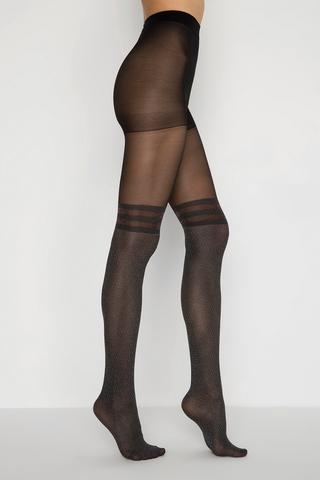 Ciorapi Cu Chilot Sparkle