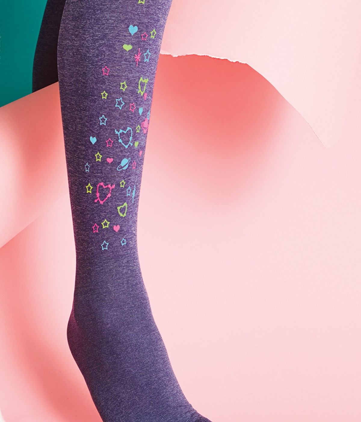 Pretty Lovely Galaxy Tights