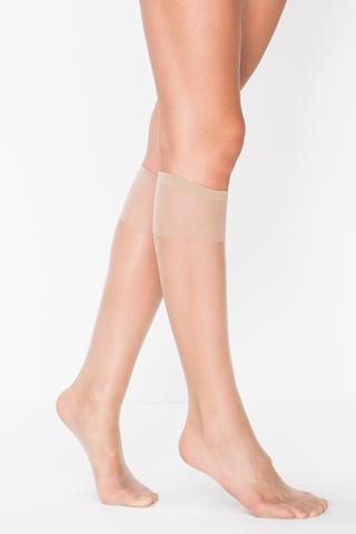 Ciorapi Fit 15 pentru pantalon, 3 perechi