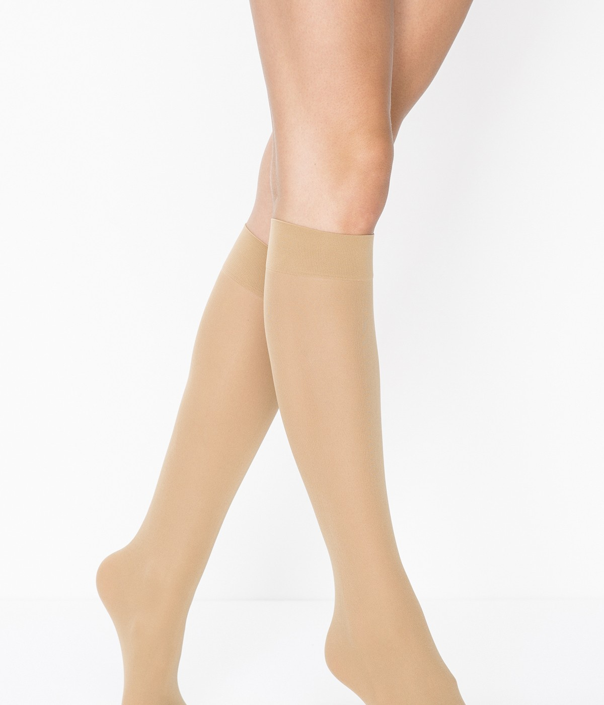Micro 40 Knee High Socks