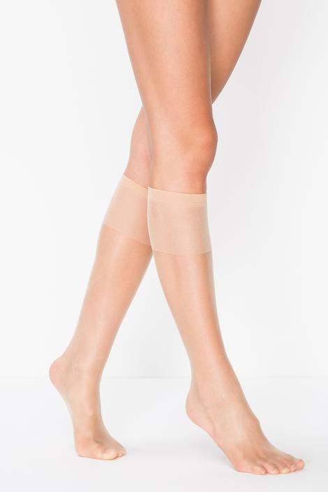 Ciorapi pentru pantalon fără vârf Fit 15, 3 perechi