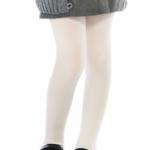 Girls Angora & Wool Tights