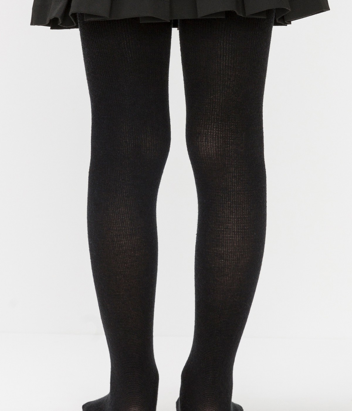 Girls Angora & Wool Tights