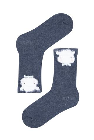 Girls Socks with 2 In 1 Lambs