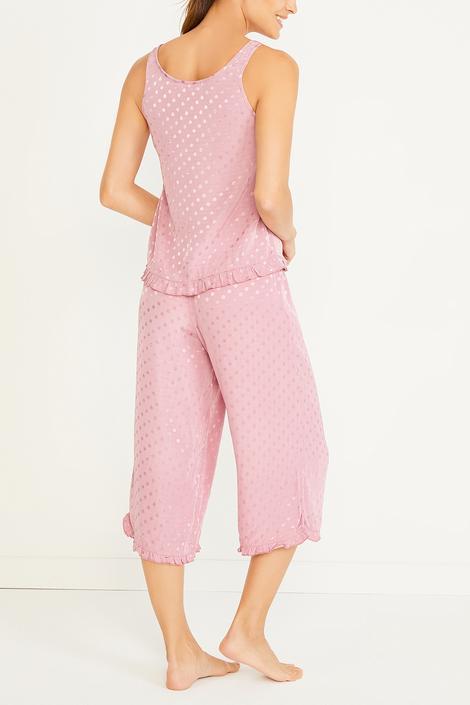Simple Pleasure Sleeveless Pyjama Set