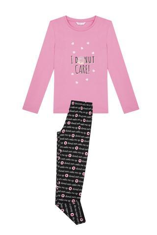 Pijama Teen Donut Care 2 Buc.