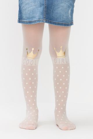 Ciorapi cu chilot Pretty Crown