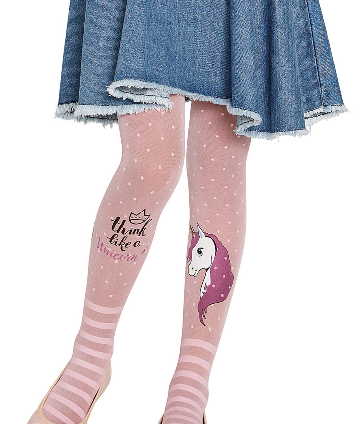 Pretty Unicorn Tights