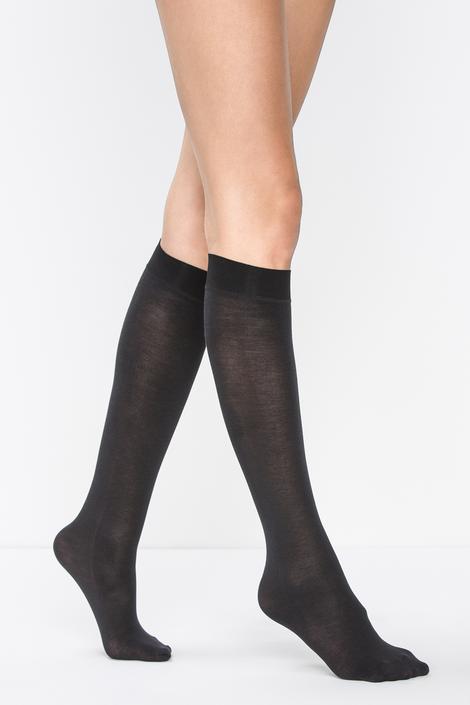 Extra Coton Knee High Socks