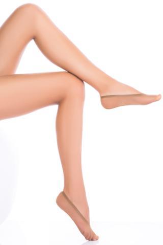 Ciorapi tip balerini din nylon