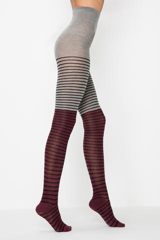 Ciorapi cu chilot Stripe