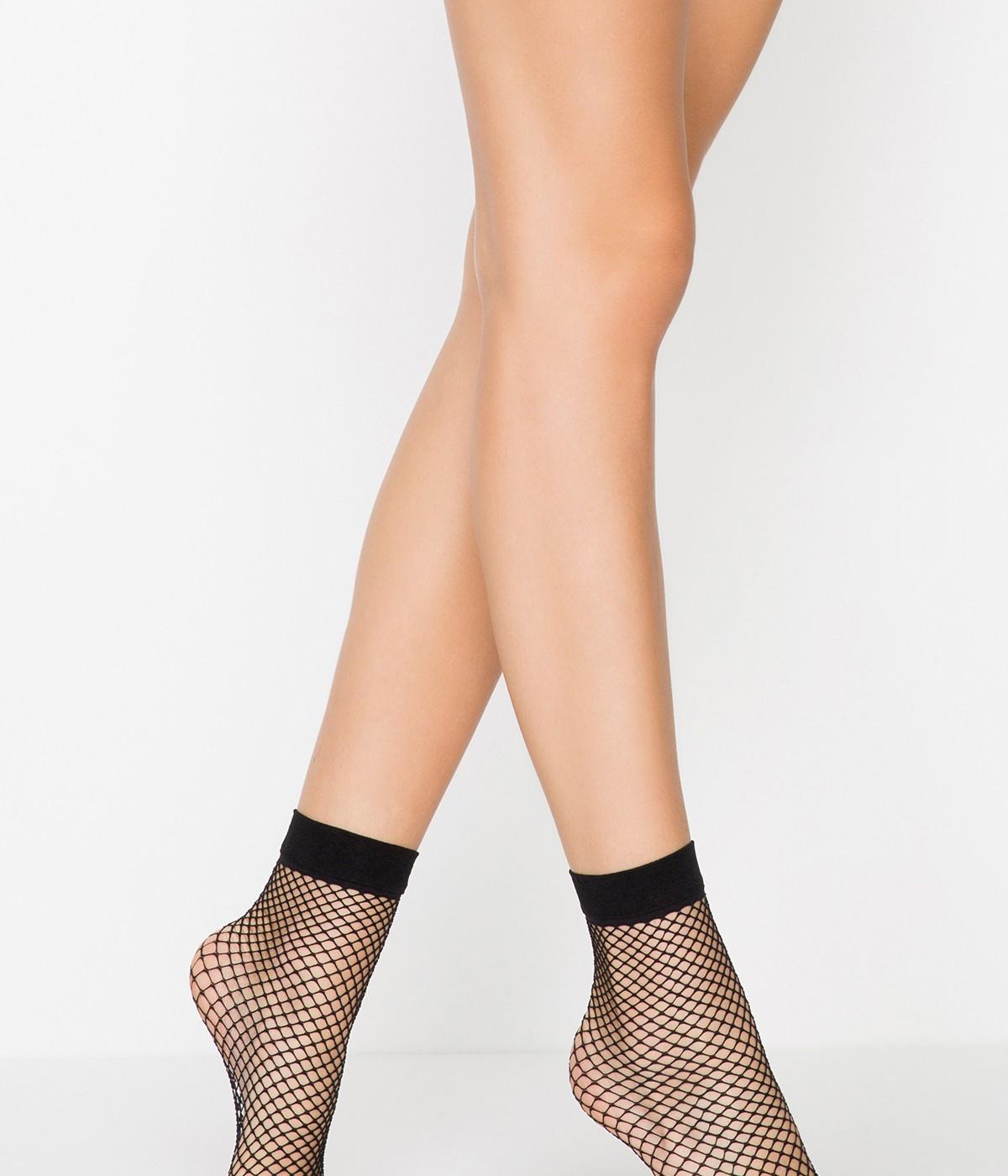 Classic Fishnet Socks