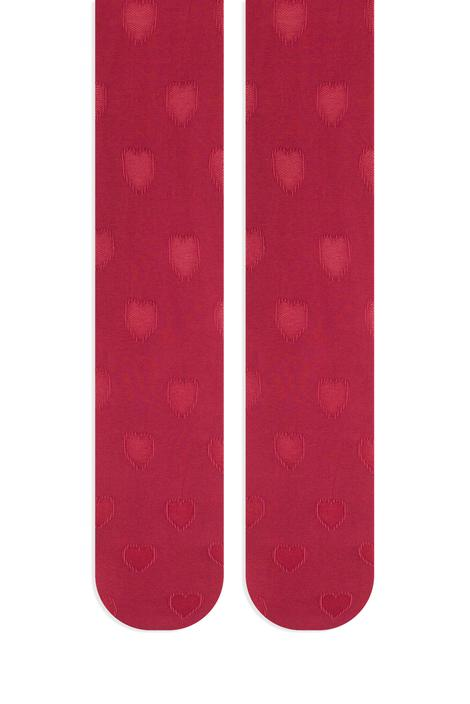 Girls Hearty Tights