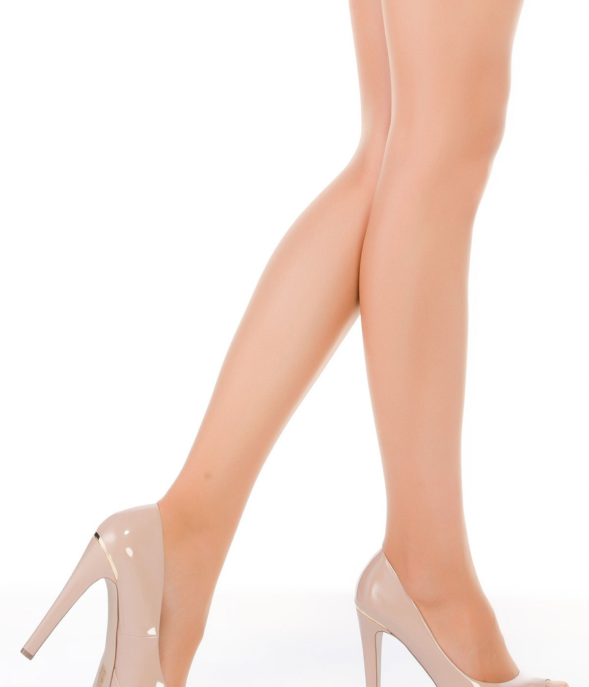 Fit 15 Toeless Tights