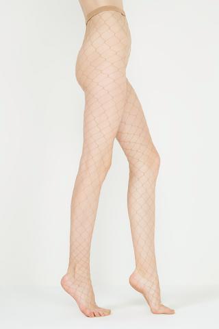 Ciorapi chilot cu plasă mare