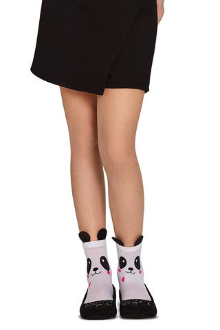 Pretty My Panda Ankle Highs