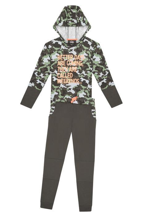 Mens Cedric Pyjama Set