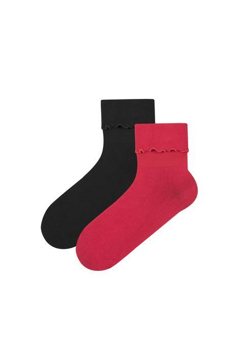 Socks with Robin 2 In 1
