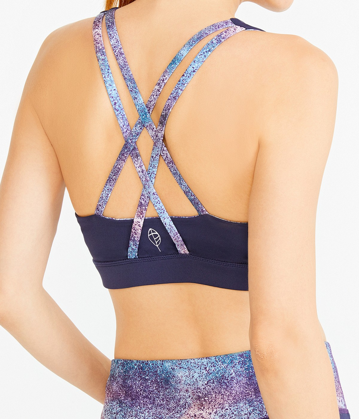 Outerspace Reversible Short Top