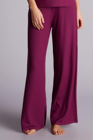 Plum Tender Pants