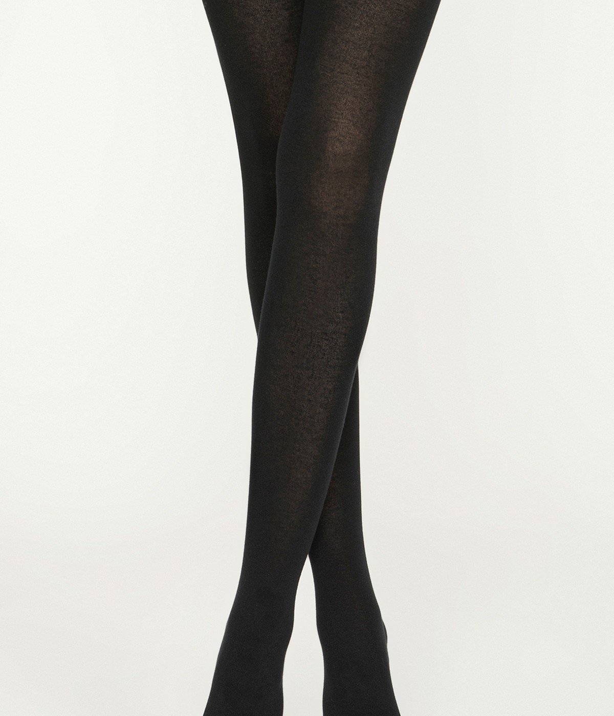 Cashmere & Viscon Tights