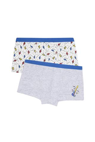 Boys The Band 2In1 Boxer
