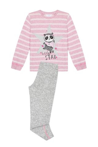 Set Pijama Setițe Panda Star 2 Buc.