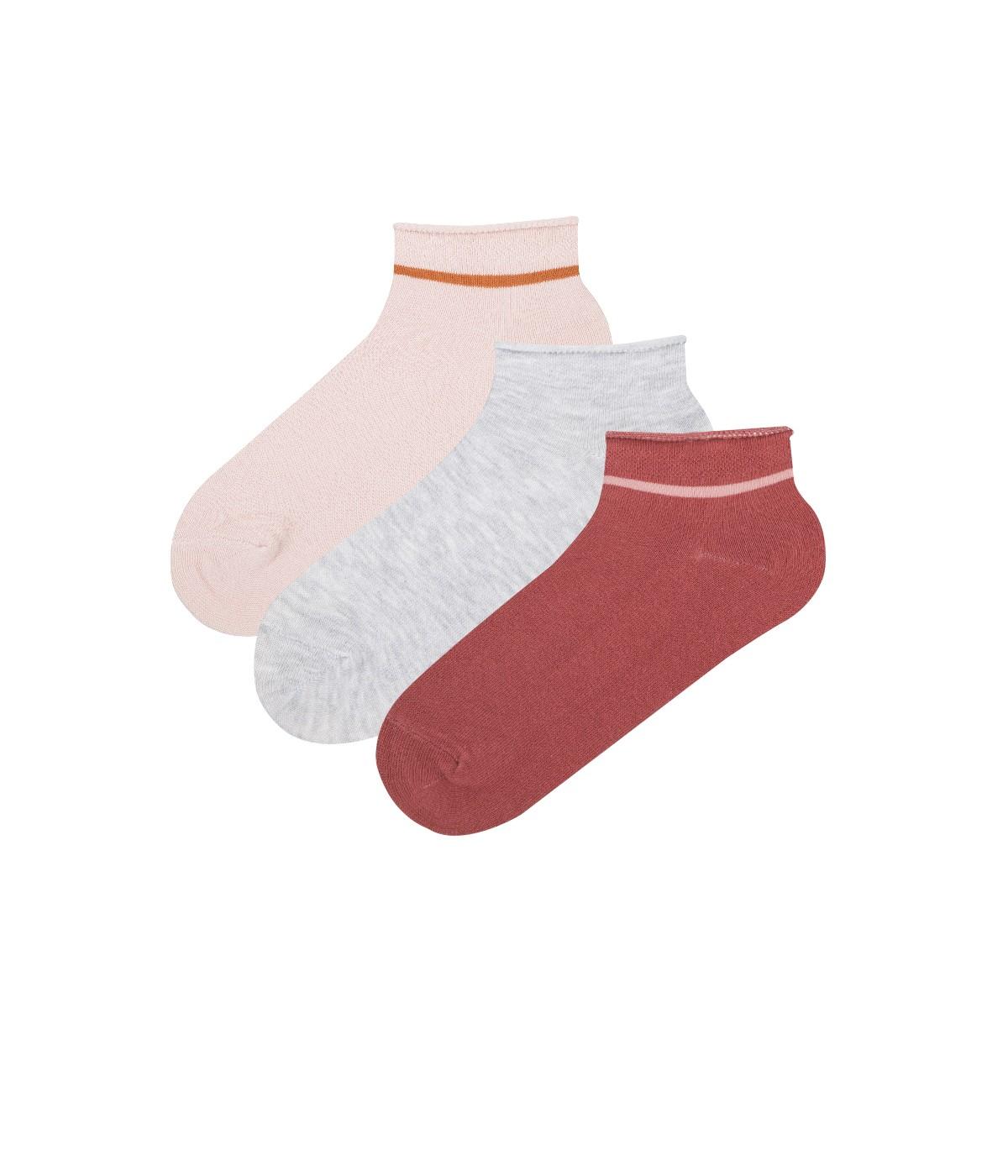 Karmen 3 in 1 Liner Socks