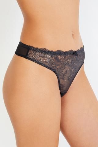 Wowlace String Brief