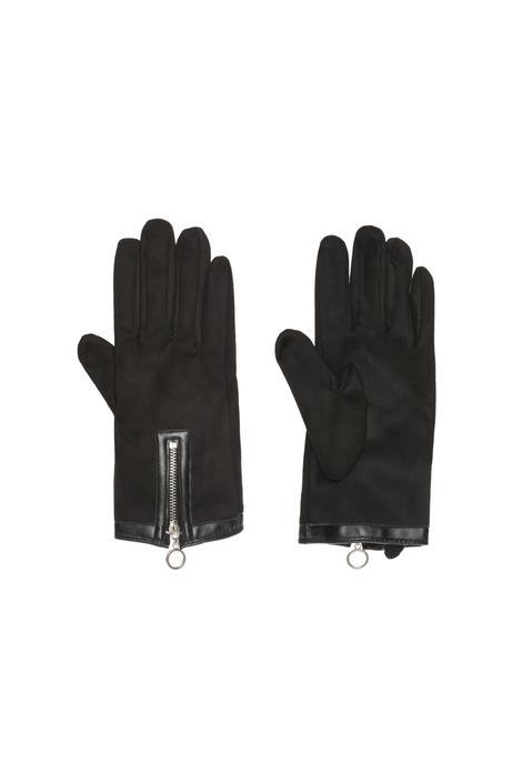 Zipper Gloves