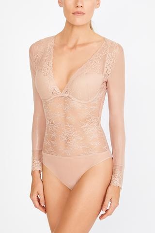 Wow Lace Bodysuit