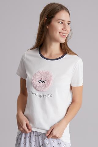 Tricou Fluffy
