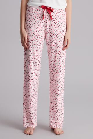 Sleepy Lover Heart Lily Pyjama Bottom