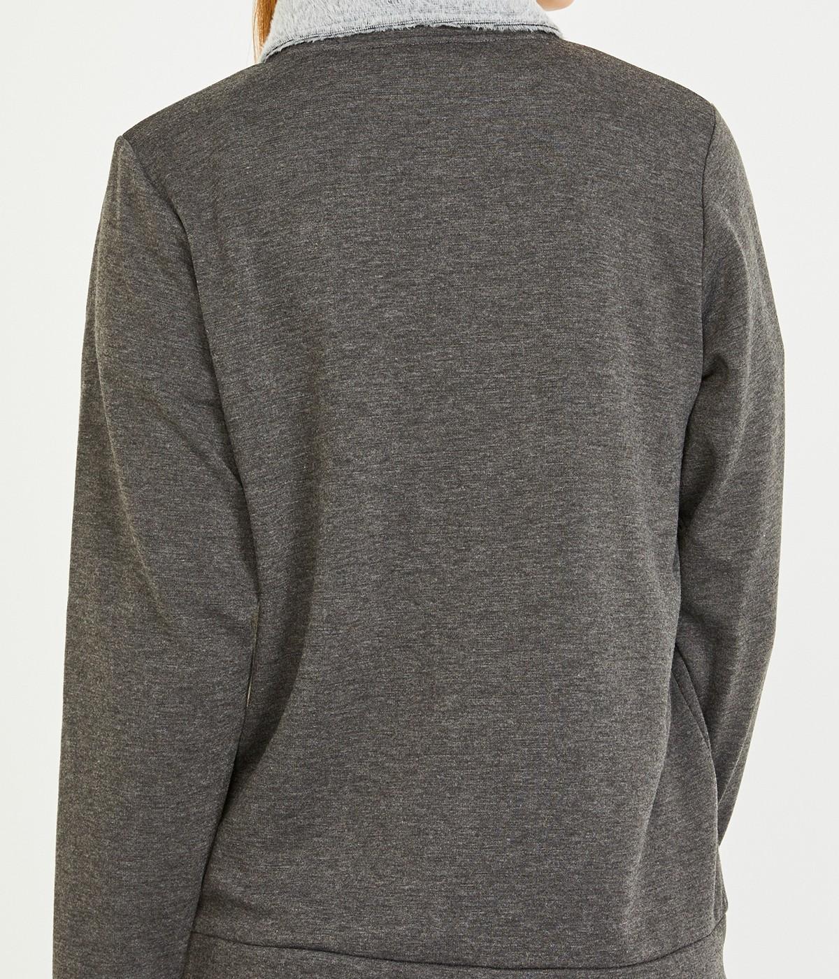 Puffy Sweatshirt