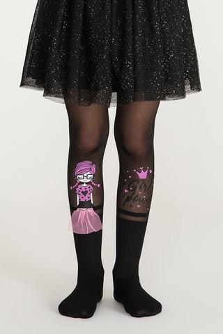 Pretty Girl Power Tights