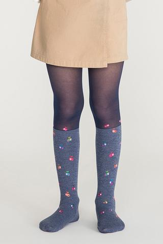 Pretty Berry Tights
