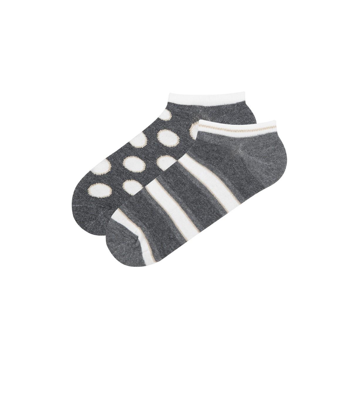 Dia 2 İn 1 Liner Socks