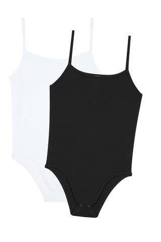 Set Bodysuit Adolescenți Basic 2 Buc.