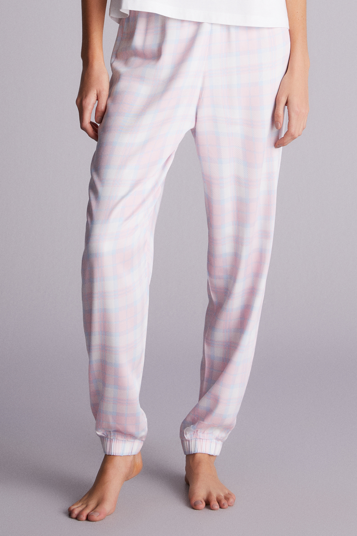 Pantalon Plaid Eve
