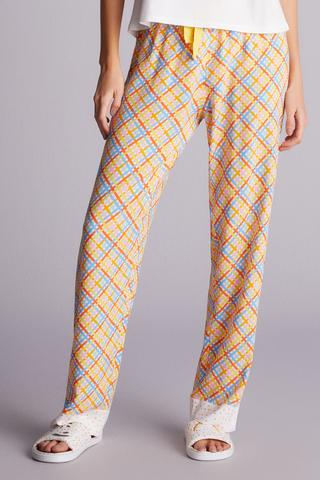 Pantalon Colourful Plaid Lily
