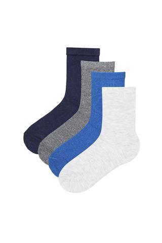 Boy Basic 4In1 Socks