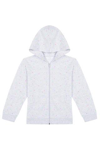 Girl Dot Sweatshirt