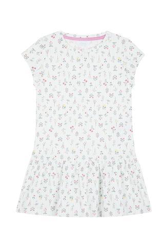 Girl Spring Botanic Dress