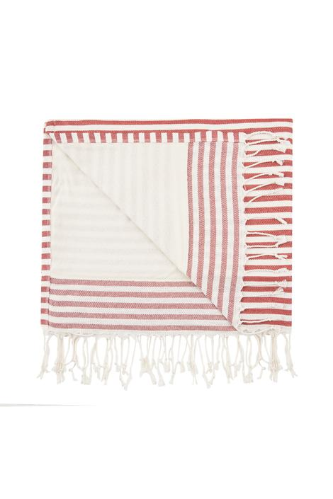 Stripe Double Face Towel