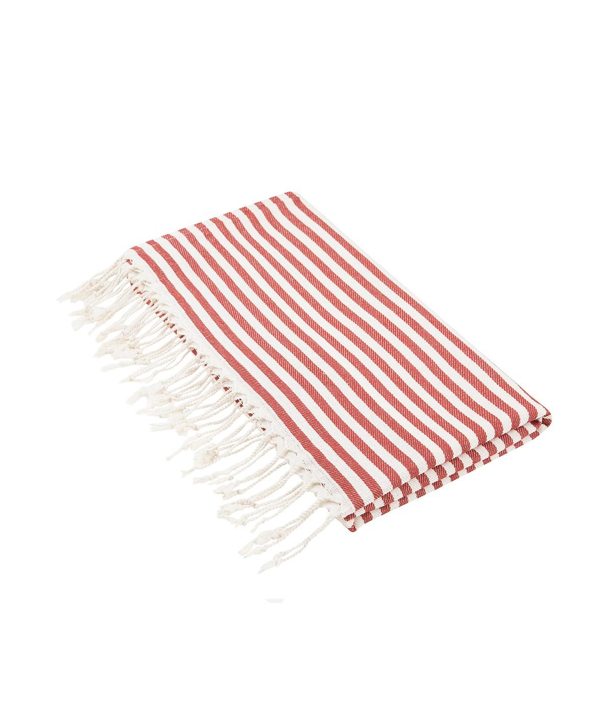 Stripe Double Face Towel