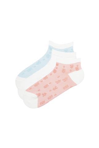 Posy 3 in 1 Liner Socks
