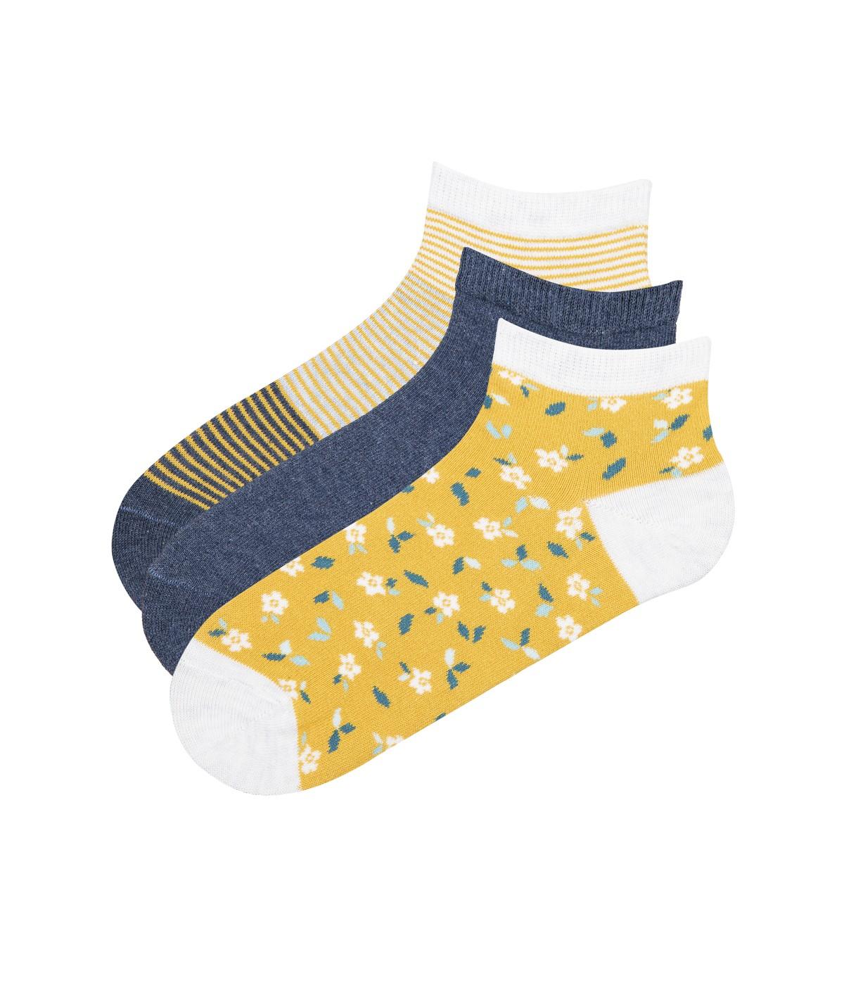 Mini 3 in 1 Liner Socks