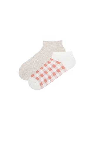 Ciorapi tip talpici Poti, 2 perechi